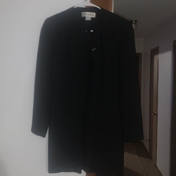 Christian Dior Blazer - Black